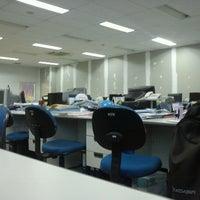 Photo taken at PT. Toyota Auto Body – Tokai Extrusion (TTEC) by Cecep N. on 10/28/2012