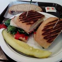Photo taken at Rebecca's Cafe by Serjones on 3/18/2013