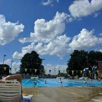 Photo taken at East Potomac Park Pool by Georgia B. on 8/13/2016