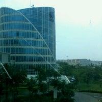 Photo taken at Universitas Multimedia Nusantara by Ratih S. on 11/17/2012