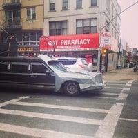 Photo taken at Grand St. by Ashleigh N. on 3/2/2014