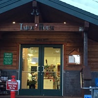 Photo taken at Tahoe House Bakery & Gourmet Store by Beth R. on 2/13/2016