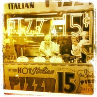 Photo taken at Iggy's Pizzeria by Brian L. on 12/22/2012