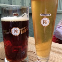 Photo taken at Prost Brewing by Randy K. on 6/29/2013