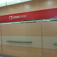 Photo taken at CIMB Bank by Ahmad Y. on 9/18/2012
