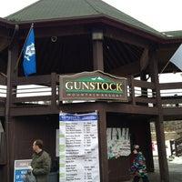 Photo taken at Gunstock Mountain Resort by Yoav S. on 2/23/2013