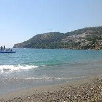 Photo taken at La Herradura Beach by Inma C. on 8/14/2013
