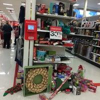 Photo taken at Target by Lindsaye on 12/27/2014