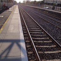 Photo taken at Kildare Railway Station by Vincent M. on 4/21/2014