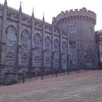 Photo taken at Dublin Castle by Vincent M. on 4/19/2013