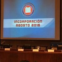Foto tomada en Colegio de Abogados por Salva D. el 8/31/2016