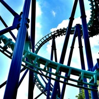Photo taken at Kings Island by Brian D. on 6/23/2013