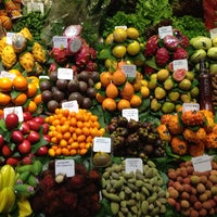 Photo taken at Mercat de Sant Josep - La Boqueria by George G. on 7/11/2013