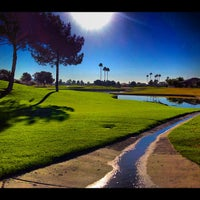 Photo taken at Oakwood Country Club by Robert M. on 11/4/2012