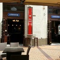 Photo taken at Leuven Belgian Beer Cafe by Ed K. on 2/3/2013