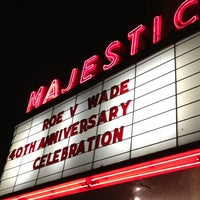 Photo taken at Majestic Theatre by Olivia D. on 1/28/2013