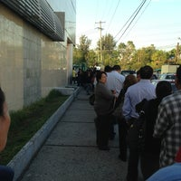 Photo taken at Subdelegación Hidalgo IMSS by Andre U. on 6/12/2013