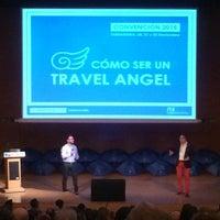 Photo taken at Palau Firal i de Congressos de Tarragona by Tolo T. on 11/21/2015