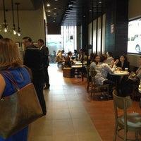 Photo taken at Starbucks by Mauricio L. on 7/24/2013