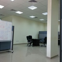 Photo taken at Taif University by Baker A. on 10/9/2012