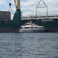 Photo taken at Port Everglades Terminal 25 by Zoltan V. on 10/21/2012