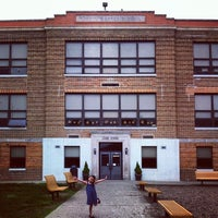 Photo taken at Lenox Elememtary School by Seth H. on 5/28/2014