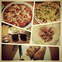Photo taken at California Pizza Kitchen at Santa Anita by N C. on 2/27/2013
