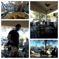 Photo taken at Grecian Island Restaurant by Nathan B. on 11/23/2012