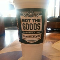 Photo taken at Wingstop by Charles G. on 5/30/2013