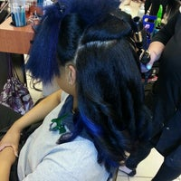 Photo taken at Hair Cuttery by Laurie P. on 4/13/2013