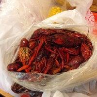 Photo taken at Kjean Seafood by Stefan M. on 5/30/2014