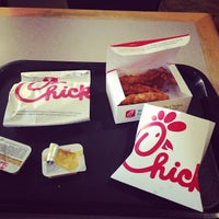 Photo taken at Chick-fil-A University at Mill by Corey on 1/16/2014