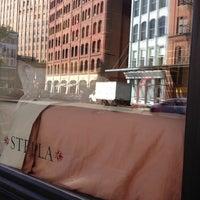 Photo taken at Stella by Nicole C. on 10/12/2013