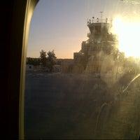 Photo taken at Aéroport de Hassi Messaoud (HME) by Fouad Z. on 3/9/2013