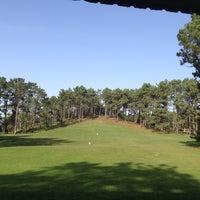 Photo taken at Club de Golf La Toja by Sergio L. on 10/21/2014