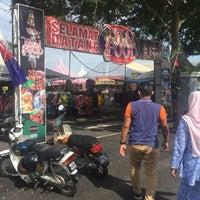 Photo taken at Stadium Sultan Ibrahim, Muar by Pawy J. on 12/3/2016