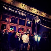 Photo taken at The Penny Farthing by P.J. C. on 4/12/2013