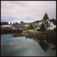 Photo taken at Gig Harbor Waterfront by Jon F. on 12/22/2012