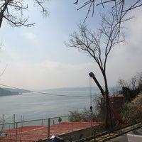Photo taken at Telli Çay Bahçesi by Burcu K. on 3/24/2013