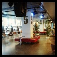 Photo taken at Kirjasto 10 by Aenea E. on 1/24/2014