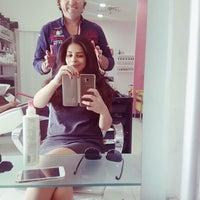Photo taken at J And Y Ladies Hair Salon by Samaneh R. on 8/4/2016