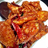 Photo taken at San Tung Chinese Restaurant by Leon C. on 6/27/2013