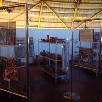 Photo taken at Memorial da Cultura Indígena by Jean P. on 4/30/2015