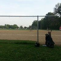 Photo taken at Shullgate Park by Bryne S. on 6/24/2013
