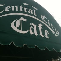 Photo taken at Central City Cafe by Tammy A. on 1/12/2013