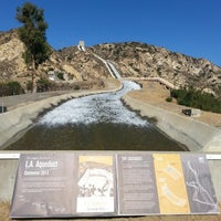 Photo taken at Los Angeles Aqueduct by Pat W. on 11/8/2013