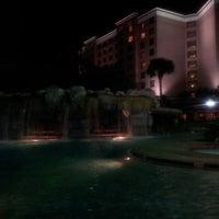 Photo taken at Waterfall Pool by Johan J. on 10/11/2012