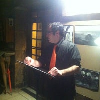Photo taken at El Puente Free Jazz by Miguel R. on 12/29/2012