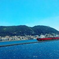 Photo taken at Ocean Village by Özgür T. on 5/14/2016
