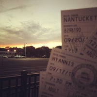 Photo taken at Steamship Authority - Hyannis Terminal by Anita T. on 9/17/2015